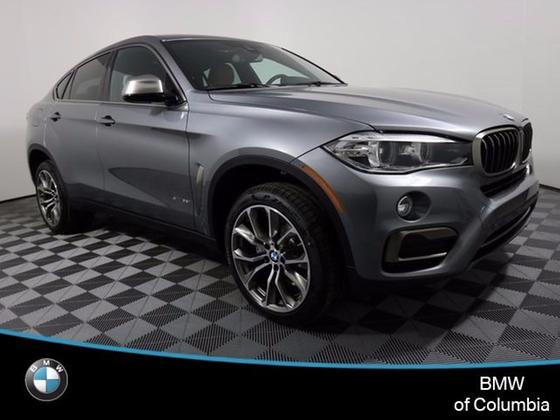 2018 BMW X6 xDrive35i:20 car images available