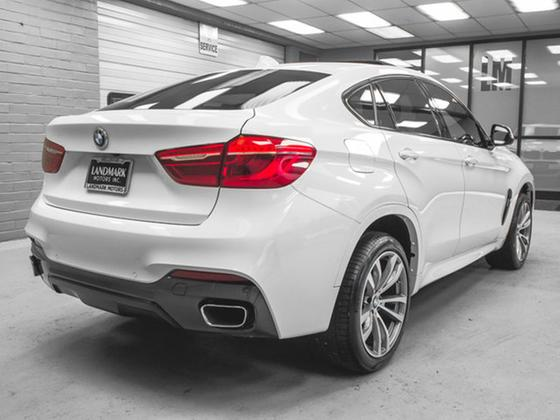 2017 BMW X6 xDrive35i