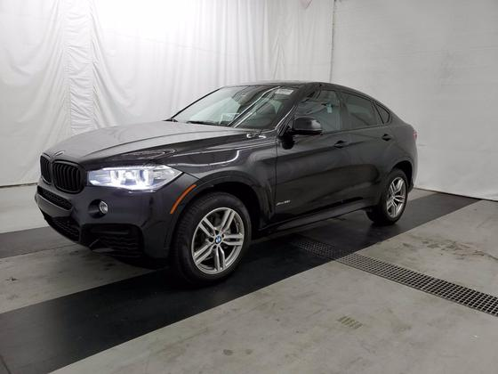 2018 BMW X6 xDrive35i:5 car images available