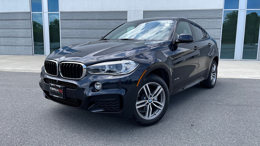 2018 BMW X6 xDrive35i:24 car images available