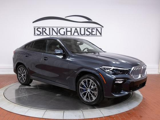 2020 BMW X6 xDrive40i:23 car images available