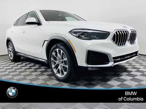 2020 BMW X6 xDrive40i:24 car images available