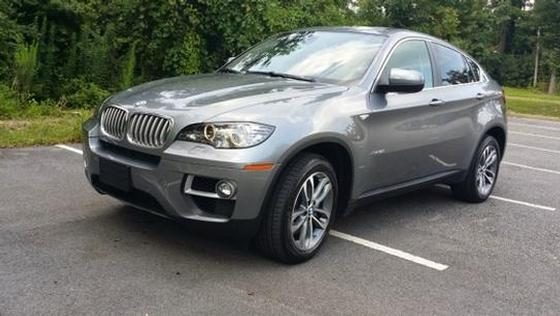 2014 BMW X6 xDrive50i:5 car images available