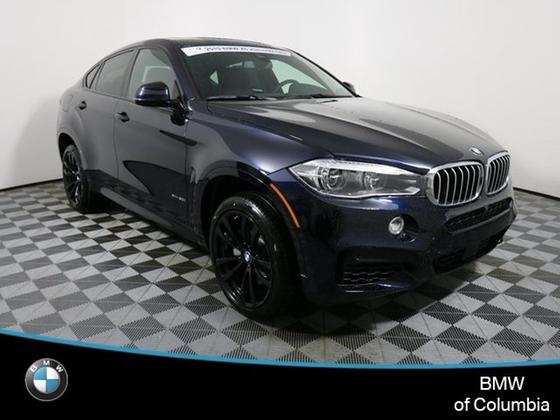 2019 BMW X6 xDrive50i:15 car images available
