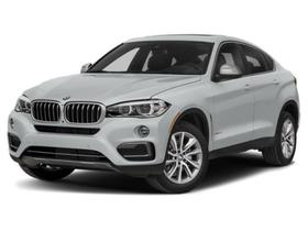 2018 BMW X6 xDrive50i : Car has generic photo