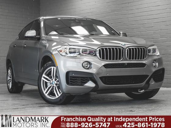 2017 BMW X6 xDrive50i:24 car images available