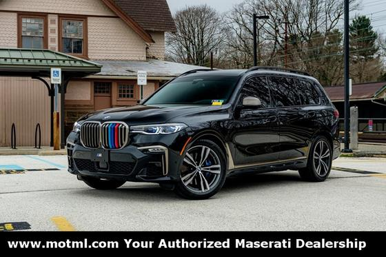 2020 BMW X7 M50i:17 car images available