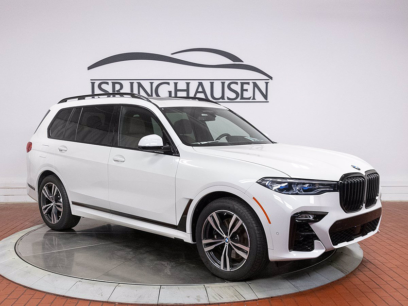 2021 BMW X7 M50i:23 car images available