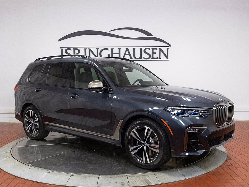 2021 BMW X7 M50i:24 car images available