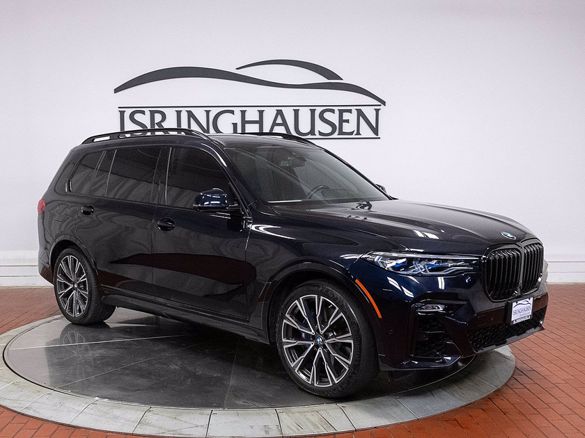 2020 BMW X7 M50i:19 car images available