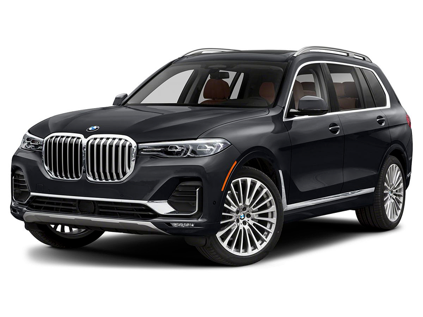 2020 BMW X7 M50i : Car has generic photo