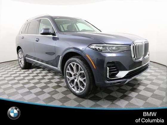 2020 BMW X7 xDrive40i:24 car images available