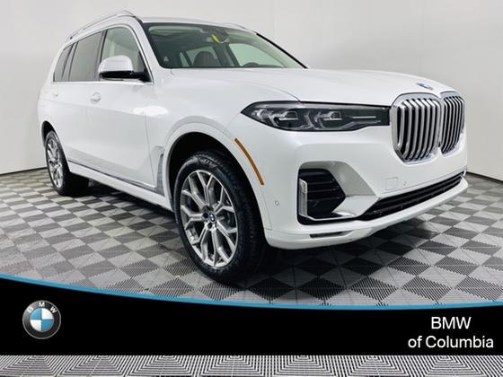 2021 BMW X7 xDrive40i:24 car images available