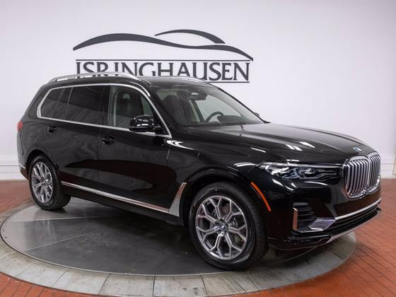 2021 BMW X7 xDrive40i:22 car images available