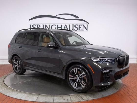 2021 BMW X7 xDrive40i:21 car images available