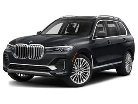 2019 BMW X7 xDrive50i : Car has generic photo
