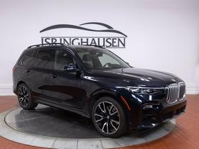 2019 BMW X7 xDrive50i:22 car images available