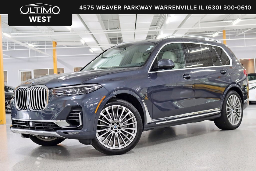2020 BMW X7 xDrive50i:6 car images available