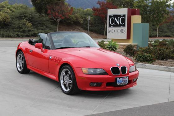 1997 BMW Z3 1.9:24 car images available