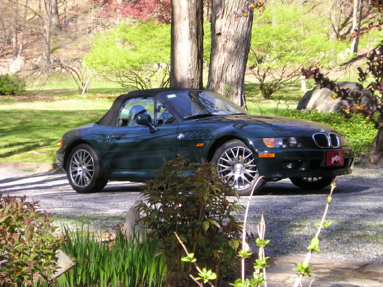 1996 BMW Z3 1.9:9 car images available