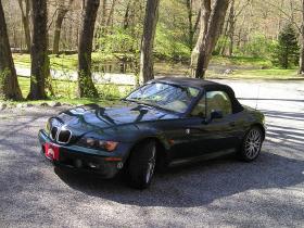 1996 BMW Z3 1.9