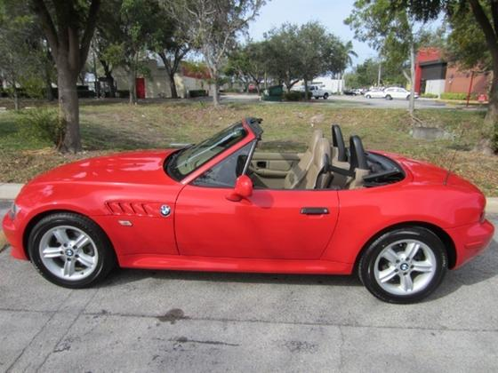 2000 BMW Z3 2.3i:24 car images available