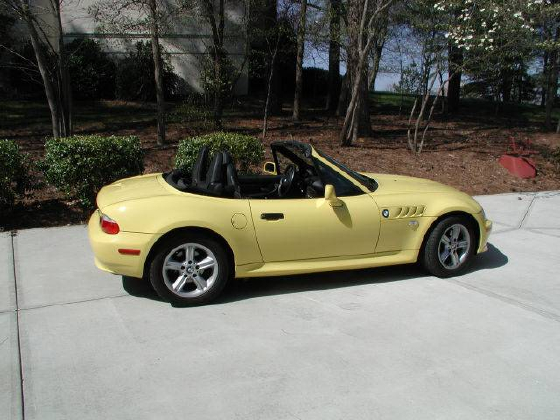 2000 BMW Z3 2.3i