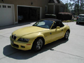 2000 BMW Z3 2.3i:4 car images available