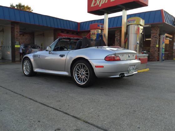 2002 BMW Z3 3.0i