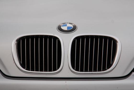2000 BMW Z3 M Coupe