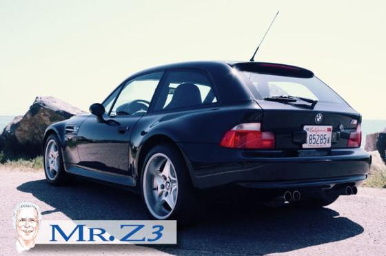 1999 BMW Z3 M Coupe