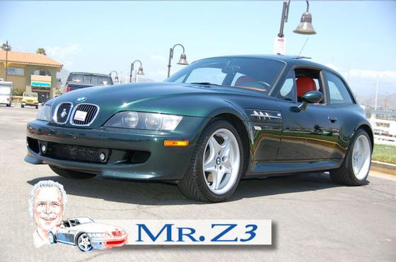 2000 BMW Z3 M Coupe:20 car images available