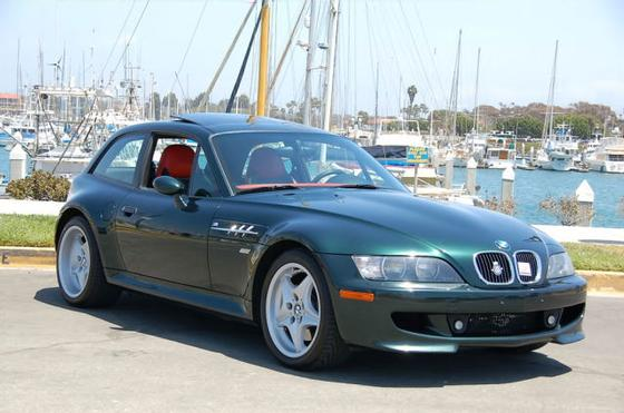 2000 BMW Z3 M Coupe