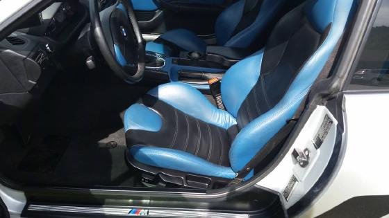 2001 BMW Z3 M Coupe