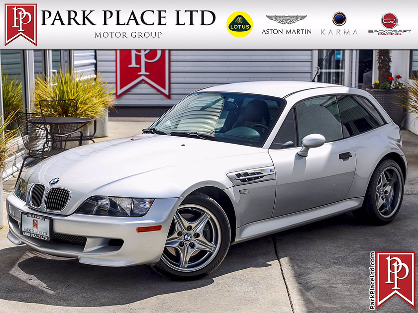 2002 BMW Z3 M Coupe:24 car images available