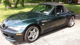 2002 BMW Z3 M Roadster:11 car images available