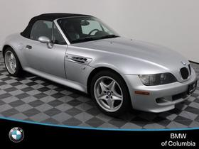 2000 BMW Z3 M Roadster:23 car images available