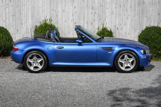 1999 BMW Z3 M Roadster:24 car images available
