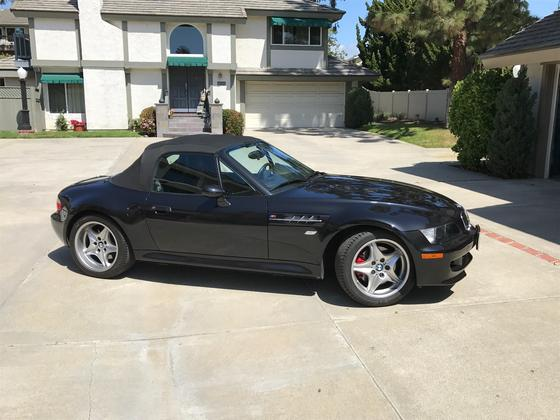 2000 BMW Z3 M Roadster:2 car images available