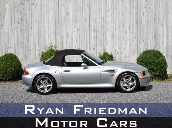 1998 BMW Z3 M Roadster:24 car images available