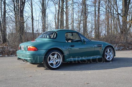 1998 BMW Z3 M Roadster