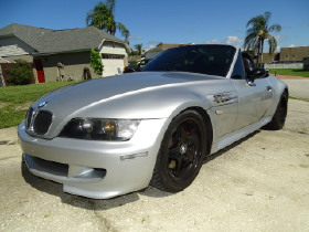 2000 BMW Z3 M Roadster:6 car images available