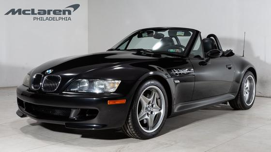 2001 BMW Z3 M Roadster:22 car images available