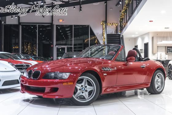 2002 BMW Z3 M Roadster:24 car images available
