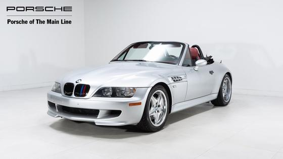 2000 BMW Z3 M Roadster:22 car images available