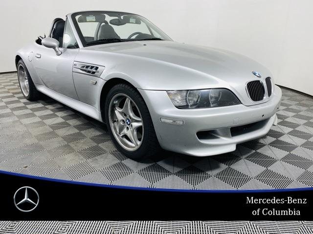 2000 BMW Z3 M Roadster:24 car images available