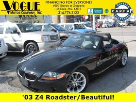 2003 BMW Z4 :21 car images available