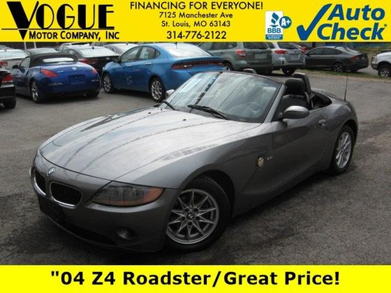 2004 BMW Z4 2.5i:24 car images available