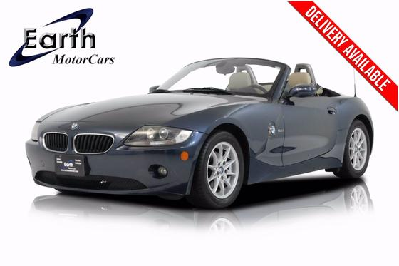 2005 BMW Z4 2.5i:24 car images available