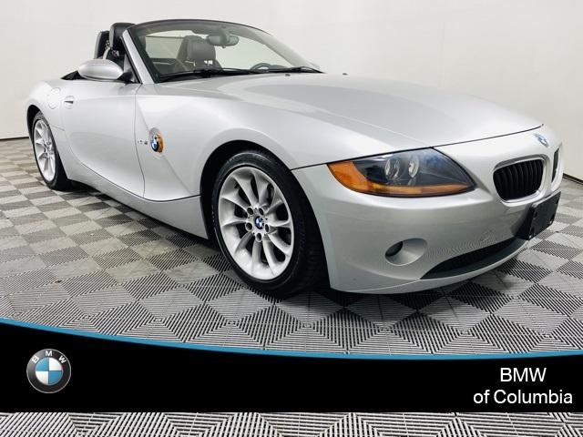 2003 BMW Z4 2.5i:24 car images available